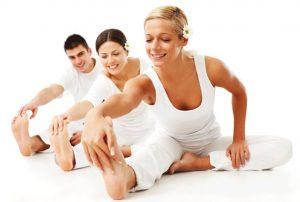 Yoga in Kiev - Йога занятия в Киеве